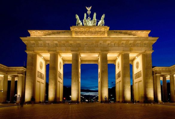 Brandenburg Gate – Germany