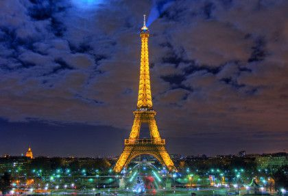 Eiffel Tower – Paris, France