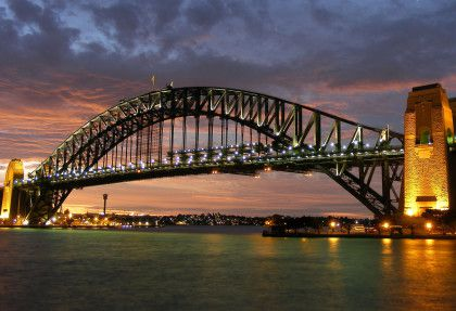 Harbour Bridge – Sydney, Australia