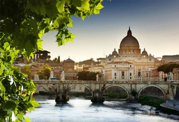 St. Peter's Cathedral – Vatican city