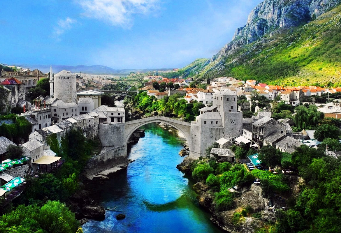 5 Overlooked Countries in Europe Everyone Should Visit  |Bosnia And Herzegovnia