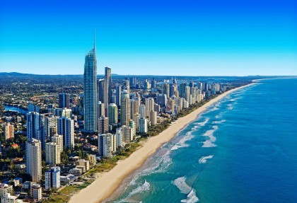 Surfers Paradise, Gold Coast, Queensland – Australia