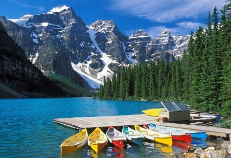 Banff National Park, Canada - Famous Destinations
