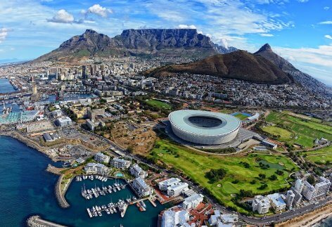 Cape Town, South Africa - Famous Destinations