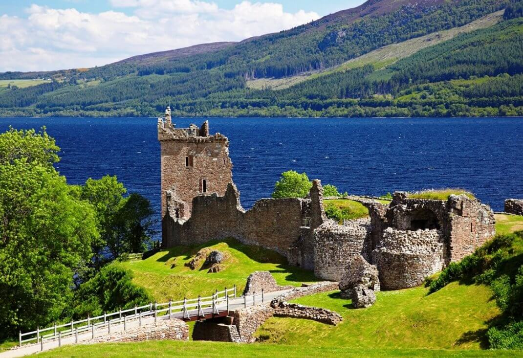 Loch Ness, Scotland - Famous Destinations